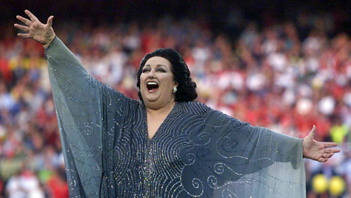 Ha mort la soprano montserrat caball for Beca de comedor valencia